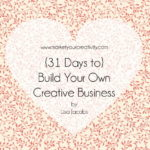 How to Build Your Own Creative Business: Funding Your Growth