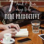 7 Ways to Be More Productive in 2015